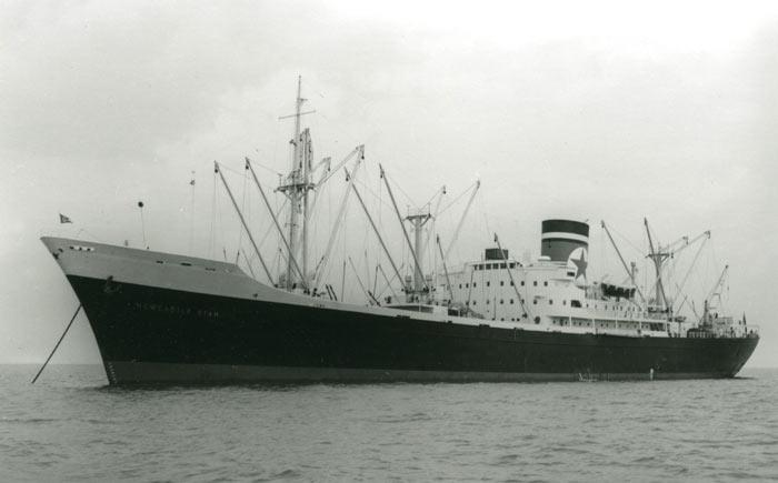 The Blue Star Line (II)