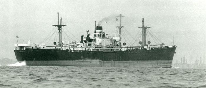 T J Harrison Ship Photographs