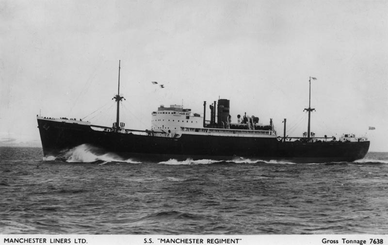01 >> Manchester Liners Photographs