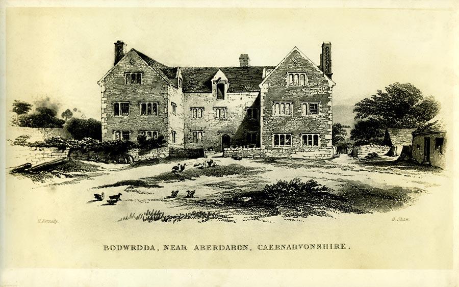 Holiday Cottage To Let Bodwrdda Aberdaron