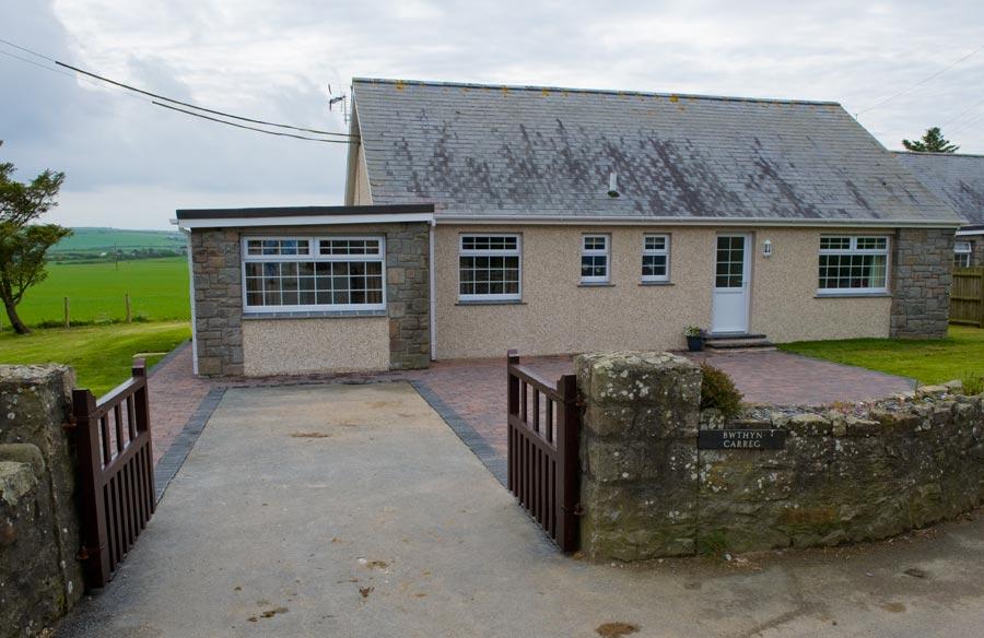 Aberdaron Holiday Cottages Carreg Plas Whistling Sands